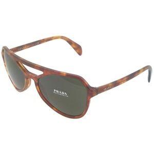 PR22RS-4BWAJ1 Men's Light Havana Frame Sunglasses